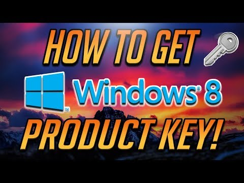 How to Get Windows 8 Product Key FOR FREE [2019 Tutorial]