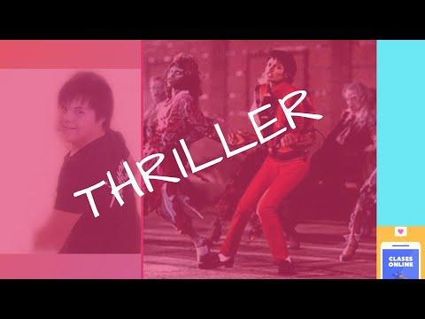 Veure vídeoBailamos al ritmo de THRILLER!