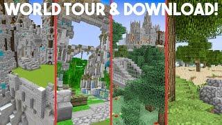 Minecraft Building w/ BdoubleO :: World Tour! e450