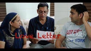 Love letter pakda gaya -   Lalit Shokeen Films  