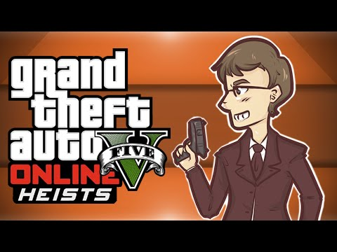 GTA 5 PC HEISTS! - Bloopers, Nogla The Pilot, Fails, What A Wonderful World! (GTA 5 Funny Moments)