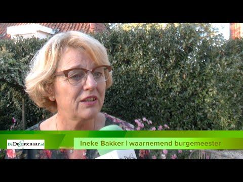 Livestream gemeenteraadsvergadering met installatie burgemeester Ineke Bakker
