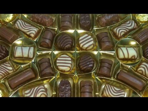 Bombones de Chocolate Surtidos 🍫 Salut by Mauxion Fine Chocolates Since 1855