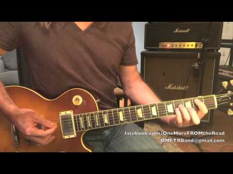 How To Play On The Hunt - Lynyrd Skynyrd - OMFTR Show And Tell