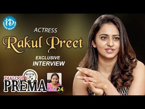 Actress Rakul Preet Singh Exclusive Interview | Dialogue With Prema |Celebration Of Life #24