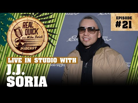EP #21: JJ Soria (The Oath) – The Real Quick With Mike Swick Podcast