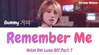 Gummy - Remember Me