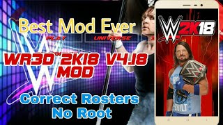 wr3d best mod ever no root correct Rosters - मुफ्त ऑनलाइन