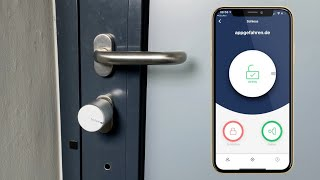 tedee Smart Lock: Einrichtung, Installation & erster Eindruck
