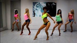 Уроки танцев для начинающих  Видео урок от школы Go Go танцев Dance Paradise  Часть 1