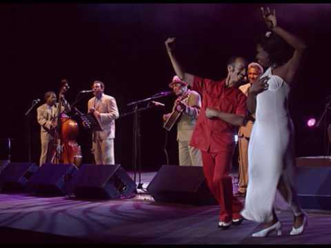 Compay Segundo - Ahora me da pena (Live Olympia París 1998)