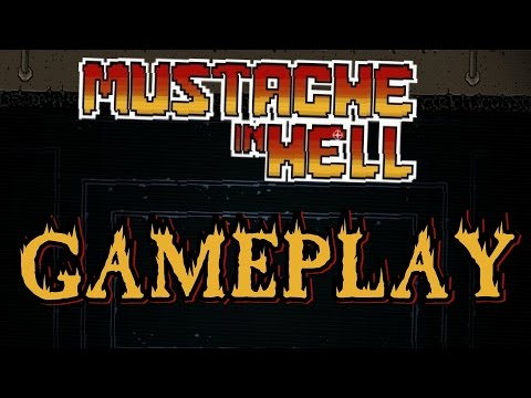Mustache in Hell | HD Gameplay thumbnail