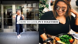 HOW TO LOOK PUT TOGETHER IN 2020 - PLUS SIZE FASHION TIPS