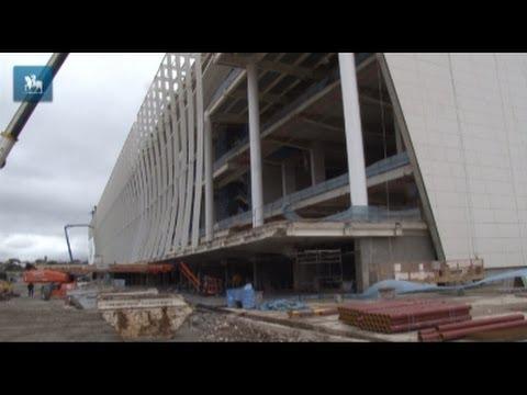 Arena Corinthians terá ingressos a 40 reais