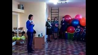 Наталья Пятерикова. Благотворительная акция.Выступление в ДРЦ .
