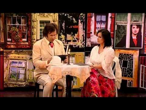 Kabaret Hrabi - Romantyczna Kolacja
