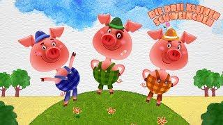 Mascha's Märchen - Die drei kleinen Schweinchen 🐷🐷🐷
