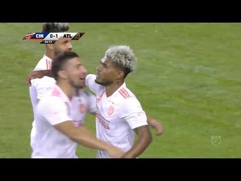 21 Goals In 15 Games! Josef Martinez Can't Stop Scoring