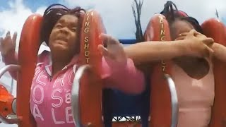 Funniest Roller Coaster reactions