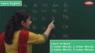 Reading 2 Letter Words | 3 Letter Words | 4 Letter Words | 5 Letter Words | Learn English - Download this Video in MP3, M4A, WEBM, MP4, 3GP