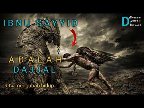 Umar Bin Khattab meyakini ibnu sayyad adalah Dajjal