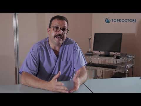 Intonaco trattamento della prostata