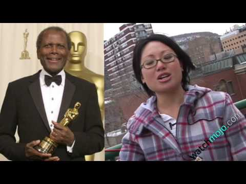 Black History Firsts: Sidney Poitier and Halle Berry