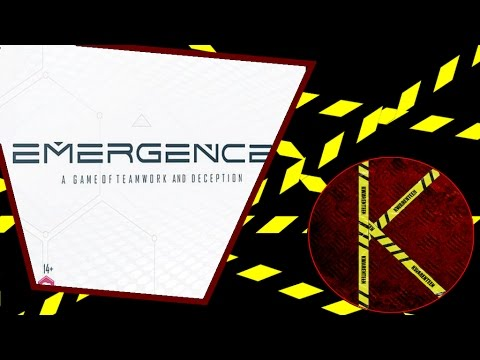 The Kwarenteen Reviews: Emergence