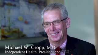 Video of Michael Cropp talking about how to be an effective leader.