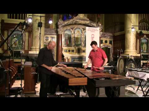 Marimba Phase by Steve Reich - Chosen Vale International Percussion Seminar