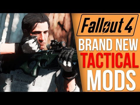 Modders are Making Fallout 4 a Bit More Tactical