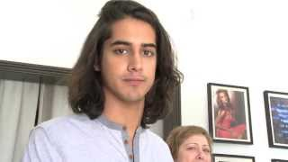 Glitter Magazine Behind The Scenes With Avan Jogia!