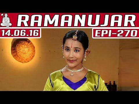 Ramanujar-Epi-270-14-06-2016-Kalaignar-TV