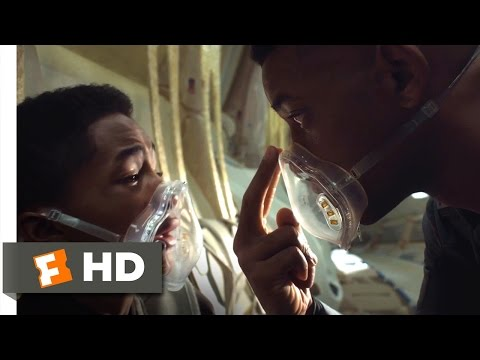 After Earth (2013) - Crashing on Earth Scene (3/10) | Movieclips
