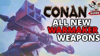 new legendary weapons conan exiles - Thủ thuật máy tính