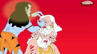 TRIPURA - The three cities of Maya: Shiva becomes Pashupati