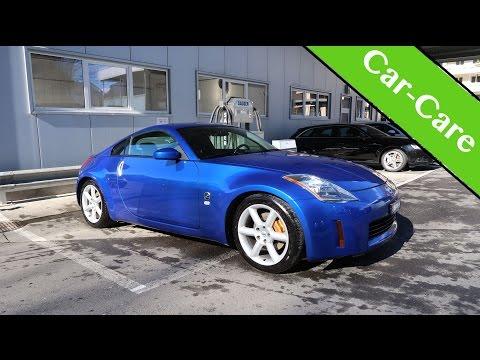 Car-Care | Nissan 350Z | Vollwäsche | Grit Guard | Alu-Teufel | Mr.Pink | ValetPRO | Folge 12