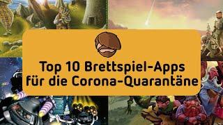 Crons Top 10 Brettspiel Apps