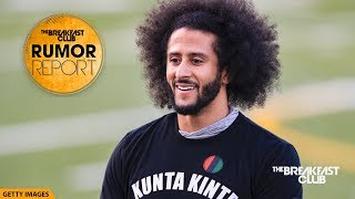 NFL Players Demand Respect For Colin Kaepernick & BLM