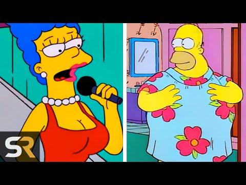 Sexy donna mano