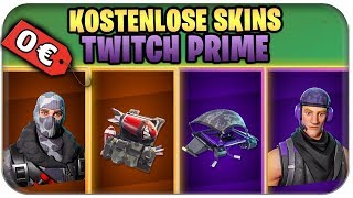 How To Get Twitch Prime Skins On Ps4 Fortnite 免费在线视频最佳电影