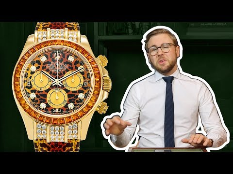 10 UGLIEST luxury watches EVER – Rolex, Patek Philippe, Audemars Piguet, IWC, Jaeger-LeCoultre