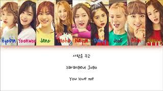 MOMOLAND (모모랜드) - 어마어마해 (Wonderful Love) (EDM Ver.) (Color Coded Han/Rom/Eng lyrics) | by Marc