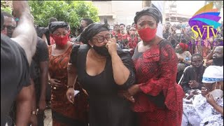 Nana Ama McBrown, Christiana Awuni Lil Wayne & Others At Bishop Bernard Nyarko's Funeral (Exclusive)