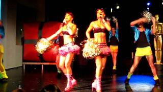 Latest Live Appearance, THE CHEEKY GIRLS ,July 2011.avi