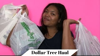 Dollar Tree Haul September 2019