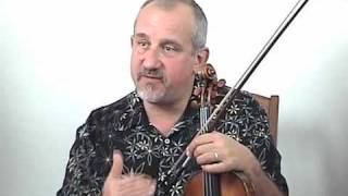 """Swing Jazz Violin with Hot Club Rhythm"" with Jeremy Cohen, Part 1"