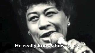 Lullaby of Birdland - Ella & the Duke Ellington Orchestra
