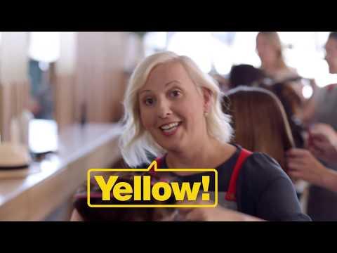 Yellow - your digital marketing experts - TVC 30 sec