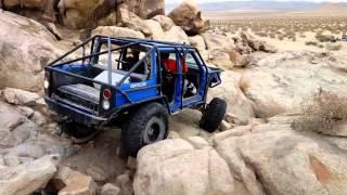 Johnson Valley Jeep XJ Crawler Joe